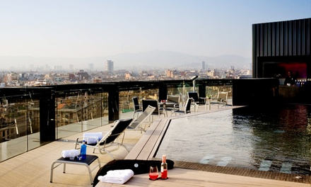 ✈ Barcelona: 2 or 3 Nights with Breakfast and Helicopter Sky Tour and Return Flights at 4* Barcelo Raval Hotel*