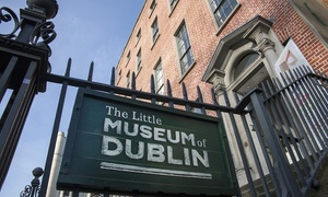 The Little Museum of Dublin: Dual or Family Annual Membership to The Little Museum of Dublin (Up to 40% Off)