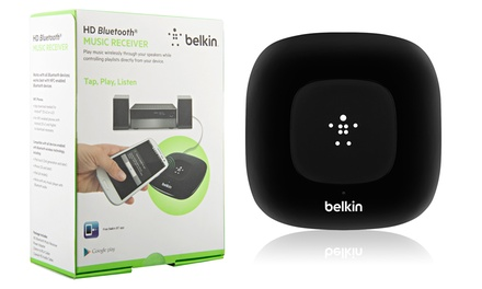 Belkin Official Support - Bluetooth® Music Receiver
