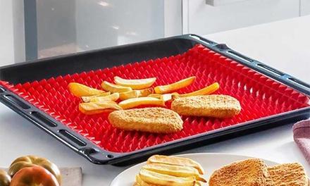 Esterillas antiadherentes, recambiables y reutilizables para cocinar