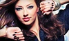 Head 2 Toez Salon & Spa - Depew: Women's Cut with Style or Basic Mani-Pedis at Head 2 Toez Salon & Spa in Depew (Up to 57% Off). Six Options Available.