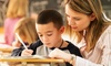 Learning Jungle - Multiple Locations: Four Kids' Language, Math, or Arts Lessons at Learning Jungle (Up to 59% Off). Five Options Available.