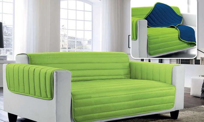 Funda extensible para sill n groupon goods - Fundas sofa exterior ...