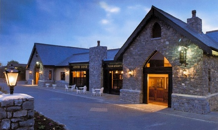 Co. Clare: 1 or 2 Nights for Two with Breakfast, Dinner and Leisure Access at Auburn Lodge Hotel & Leisure Centre