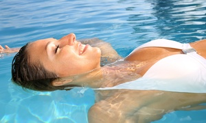 Float Sense: One or Two 90-Minute Float Sessions or Three 60-Minute Float Sessions at Float Sense (Up to 46% Off)