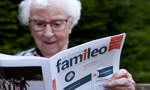Journal familial Famileo