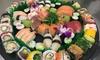 4-Gänge-Sushi-Menü