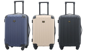 "Lee Rider Hardside Expandable Spinner 20"" Carry-On Luggage"