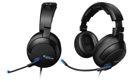 Roccat Kave Solid 5.1 Gaming Headset inkl. Versand (Statt: 35,48 € Jetzt: 29,90 €)