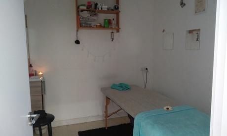 Masaje corporal a elegir con opción a masaje craneofacial y/o reflexología podal desde 16,95 € en Fit Fussion