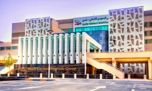 Cosmetrix at Saudi German Hospital Dubai: Three or Five Sessions of Laser Hair Removal on Choice of Area at Cosmetrix at Saudi German Hospital Dubai