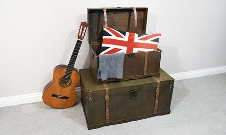 Vintage-Style Box