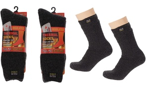 Polar Extreme Insulated Thermal Socks (2 Pairs)