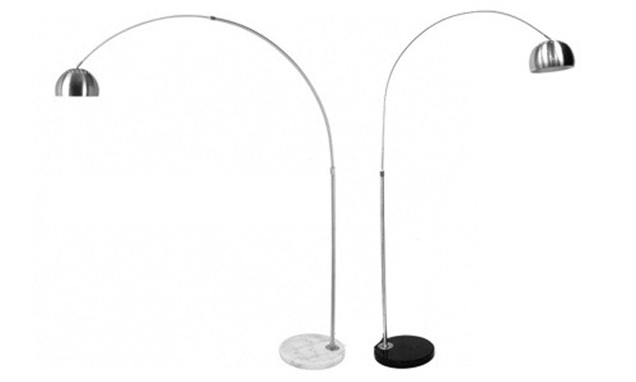 Groupon Goods Global GmbH: Lampada design Eglemtek con base in marmo a 79,90 € invece di 169