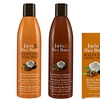 Jojoba Hair Therapy Shampoo and Conditioner with Hair Serum