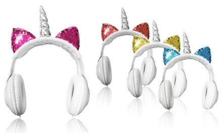 Magical Unicorn Headphones