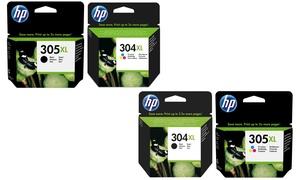 Cartouches d'encre Hewlett Packard