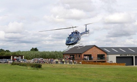 Experience: Scenic Helicopter Flight For just: £32.5