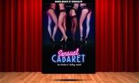 1 place pour Sensual cabaret, date et heure au choix à 19 € au Théâtre Les Feux de la Rampe