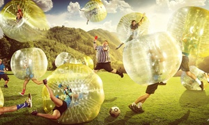 The Ball Hive: 30 Minutes of Indoor Zorbing for One, Two, or Four at The Ball Hive (Up to 52% Off)