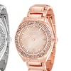 Steve Madden Women's Genuine Mother of Pearl Dial Watch
