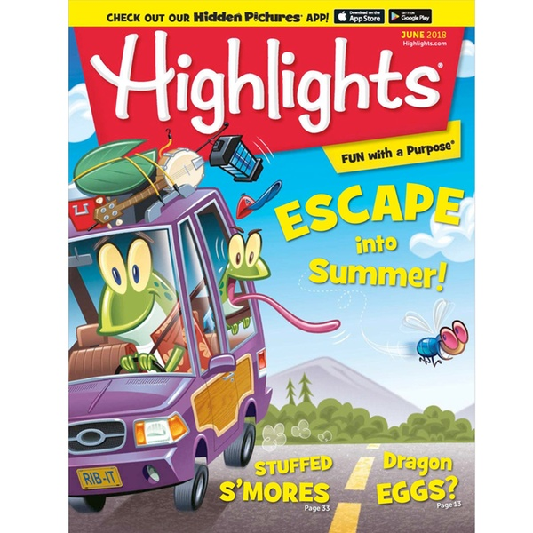 Up To 50 Off Highlights Magazine Subscription Groupon
