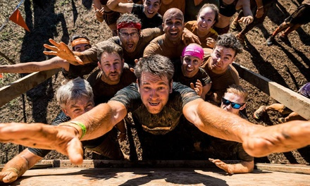Tough Mudder Western New York or Tough Mudder Western New York Half Entry on August 4 or 5