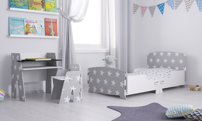 Up To 17 Off Toddler Beds And Bedding Sets Groupon