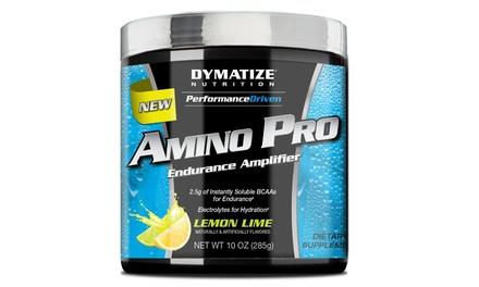 Dymatize Nutrition Amino Pro Lemon Lime Workout Supplement (10oz)