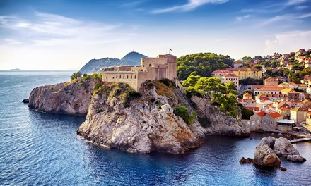 ✈ 9-Day Tour of Slovenia, Croatia, and Bosnia w/Air from Great Value Vacations. Price/Person Based on Double Occupancy.