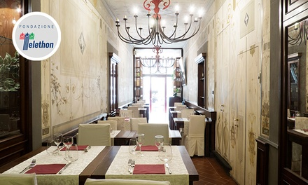 Menu di carne e vino, San Lorenzo