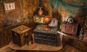 """House Of Tales: 60 Min. Room Escape Game """"Kolumbus letzte Reise"""" für bis zu 5 Pers. im House Of Tales Pop-Up Store (bis zu 35% sparen*)"""
