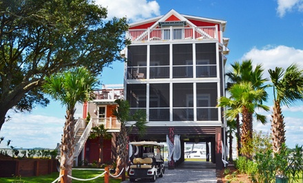 Groupon Deal: 1-Night Stay for Two in a King Room at Regatta Inn in Charleston, SC. Combine Up to Two Nights.