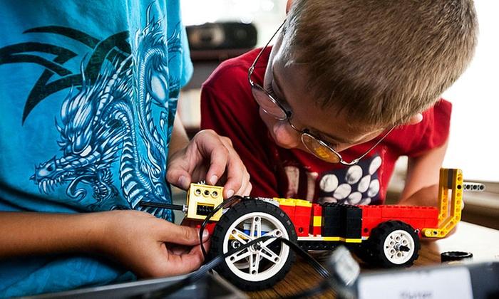 One-Week Lego Robotics Camp - American Robotics Academy | Groupon