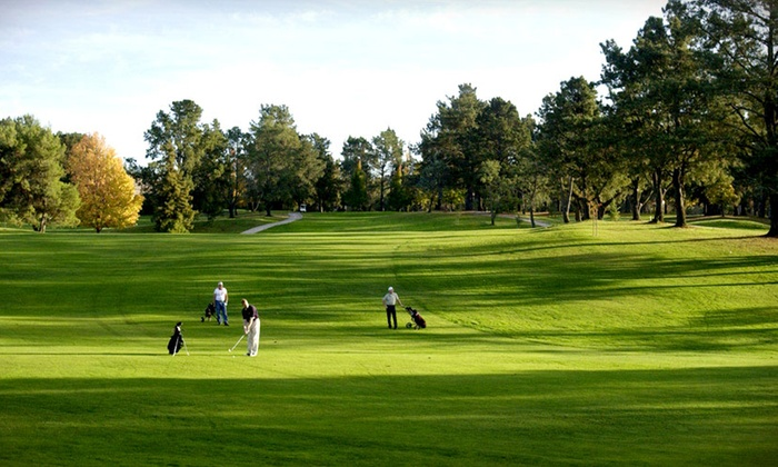 Napa Golf Course - Kennedy Park: 18 Holes of Golf with Cart Rental for One, Two, or Four at Napa Golf Course (Up to 50% Off)