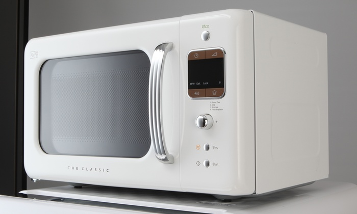Microwave Retro Style Bestmicrowave