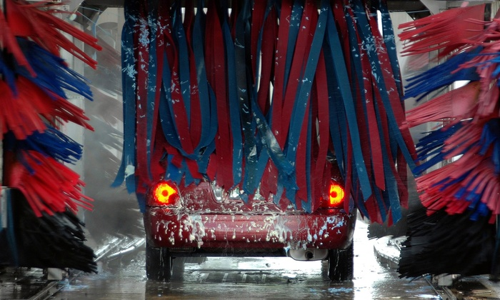 Dip In Car Wash Corporation - Mamaroneck: $11 for Full-Service Gold-Level Car Wash at Dip In Car Wash Corporation ($22 Value)