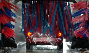 Dip In Car Wash Corporation: $11 for Full-Service Gold-Level Car Wash at Dip In Car Wash Corporation ($22 Value)