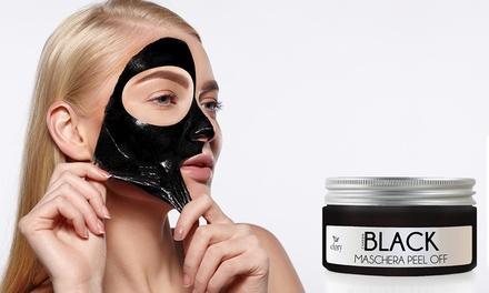 1 o 2 mascarillas facial exfoliante de carbón negro