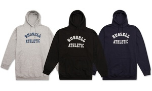 Russell Athletic Men's Big & Tall Varsity Logo Hoodie