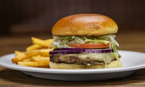 Beef 'O'Brady's: Pub Food at Beef 'O'Brady's (Up to 45% Off). Two Options Available.