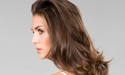 Blowout Treatment At BDry Blow Dry Bar Up To 34 Off Two