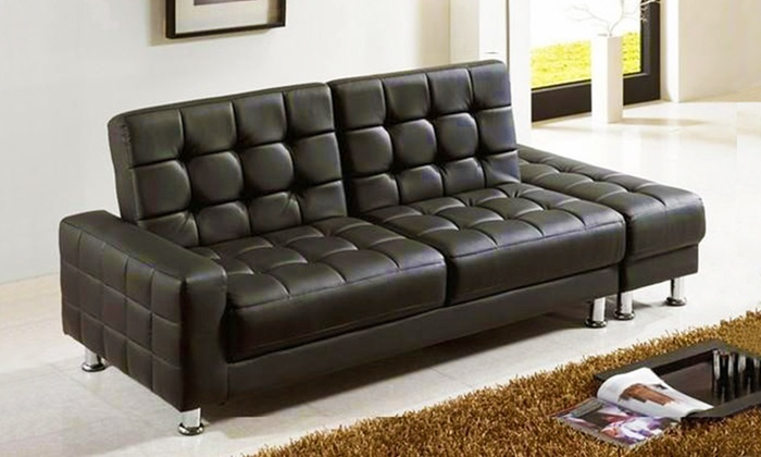 Sofa Bed With Storage Unit