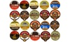 Crazy Cups Flavors of Love 20-Count Flavored Coffee Sampler