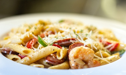 $15 for $25 Worth of Carry-Out and Catering at Blue Orleans Seafood Restaurant