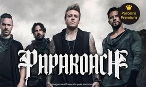 Abstratti Produtora: Papa Roach – Bar Opinião: 1 ingresso