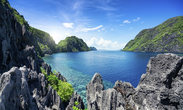 Palawan: 3D2N Stay with Breakfast + Flights + Island-Hopping Tour 0
