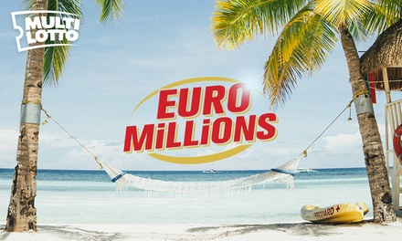 16 Euromillions Line Bets at Multi Lotto