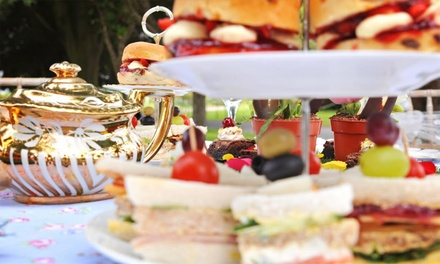 English Garden Afternoon Tea