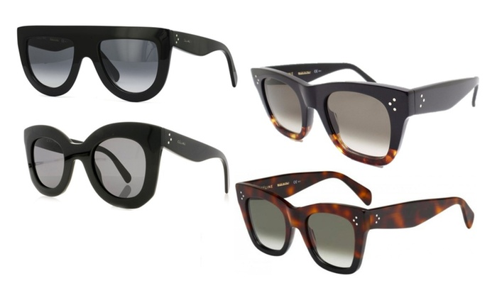Up To 36% Off Celine Sunglasses Collection | Groupon